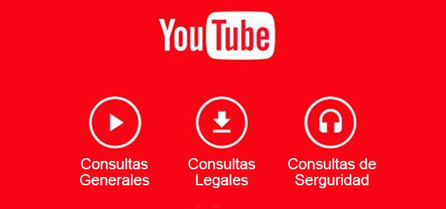 Consultas Youtube España