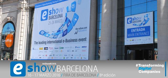 CronoSEO en la Feria eShow de Barcelona