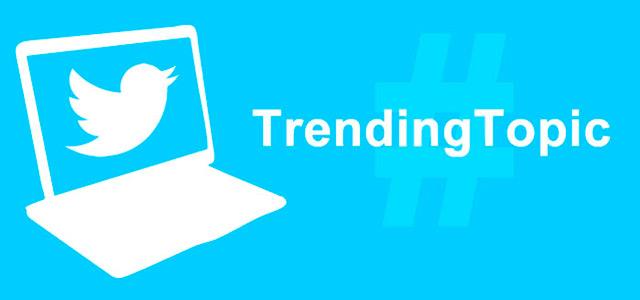 Trending Topic en Twitter